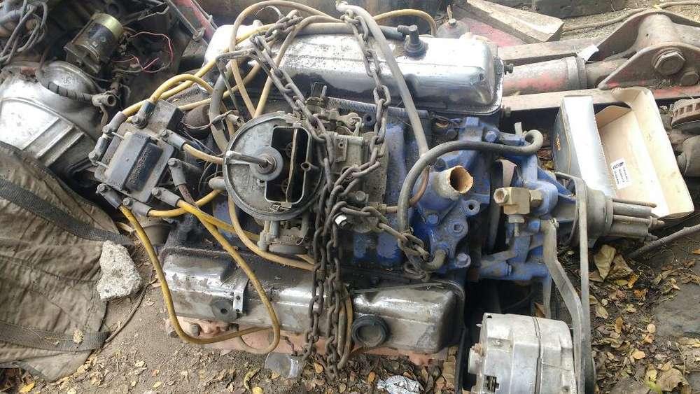 Vendo Motor Chevrolet C30inf 3218304244