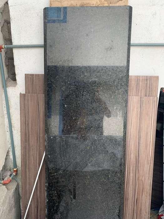Granito Plancha Negra