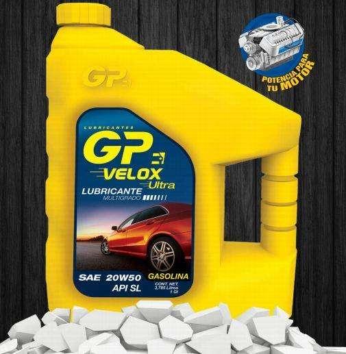 ACEITE GP Velox Ultra