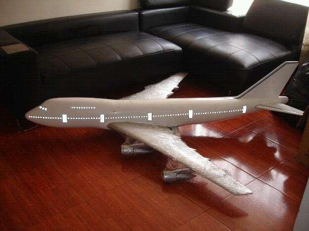 Avion Boeing 747400