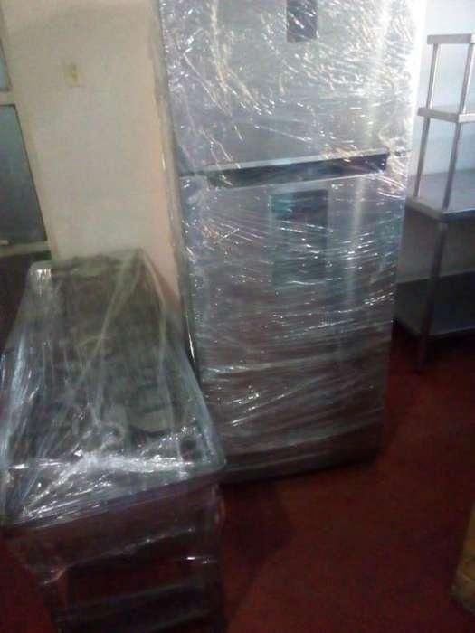 remato refrigeradora 350 litros samsung semi nueva