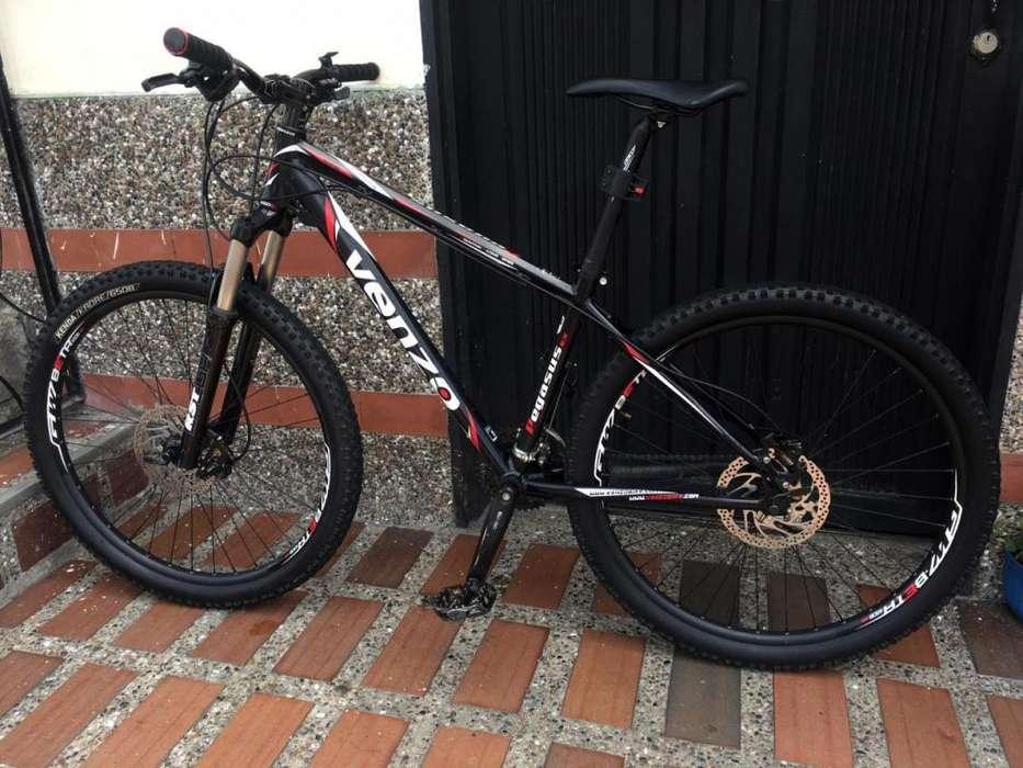 Se vende Bicicleta Venzo 27.5