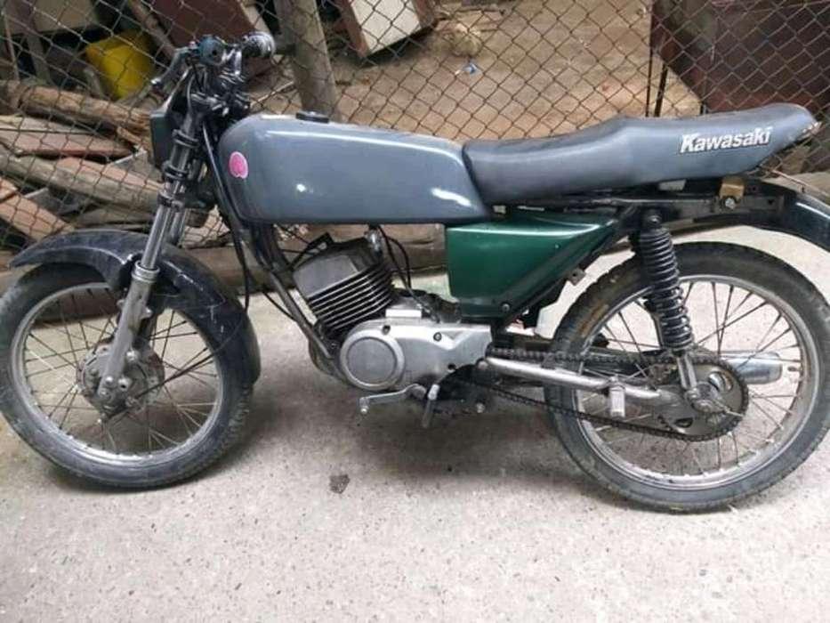 Venta Moto Kawasaki