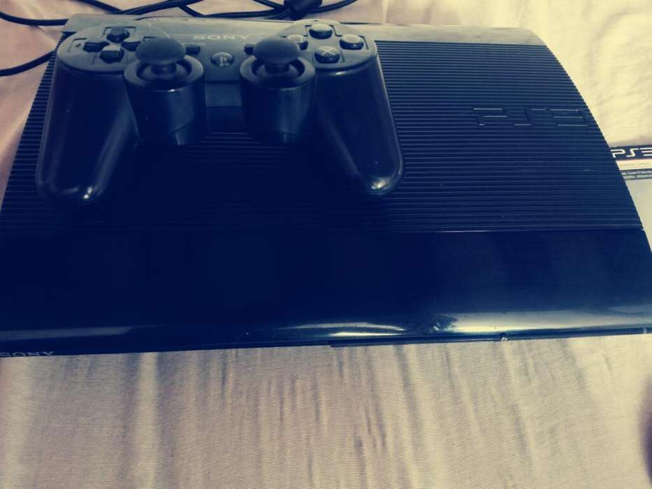 Ps3 Consola Super Slim 250gb