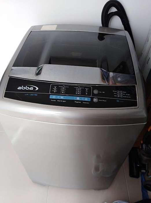 Una gran lavadora en venta. Confiable para tu familia. Abba 22 libras. Garantia de 30 dias