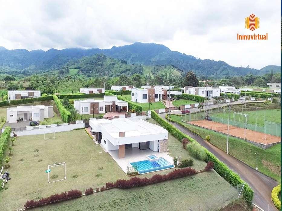Vendo Casa Campestre en Pereira Combia para estrenar