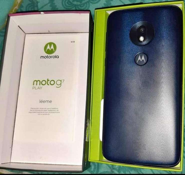 Motorola Moto G7 Play Libre