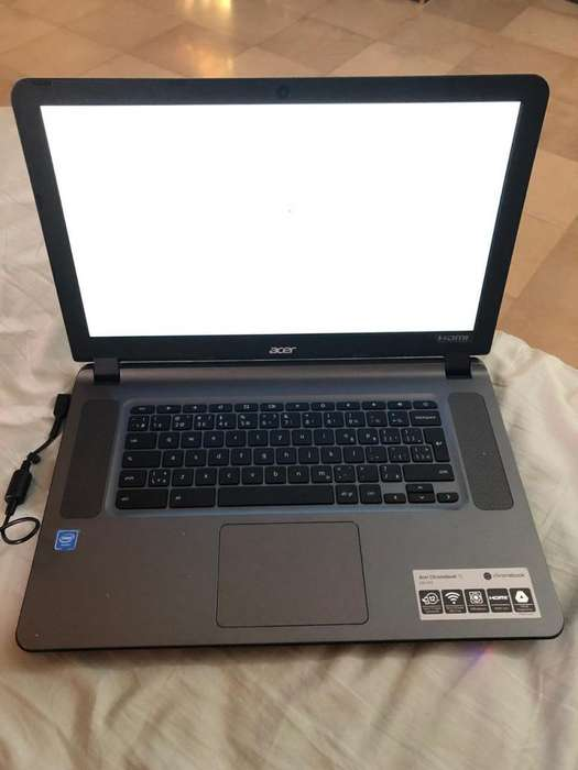 laptop chromebook acer 15 pulgadas