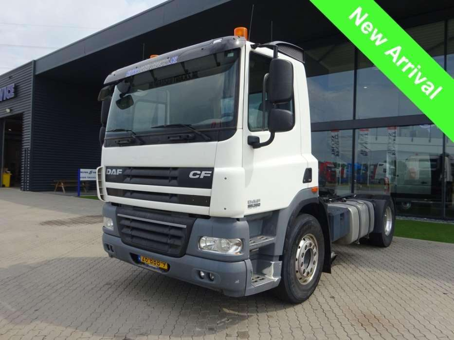 DAF CF 85 360 EEV Centrale smering - To be Imported