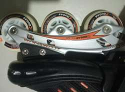 Patines Cougar Roller Ajustable