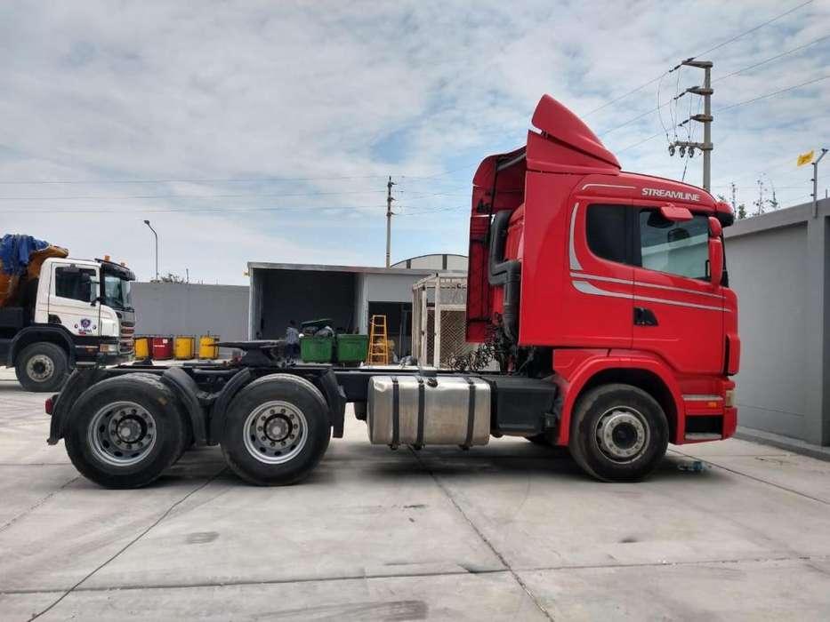 ¡Oferta! Tracto Remolcador Scania G420 6X4 Año 2008
