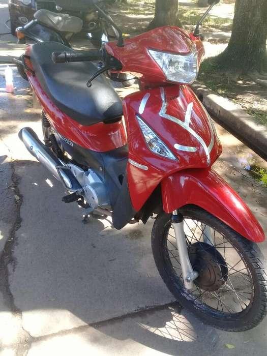 Honda Biz 125 2013 30000 Debe Patente