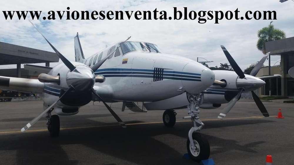 KING AIR C90 Registrado en Colombia