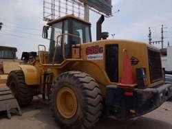 Cargador Frontal CHENGGON CG956H Cucharon: 3.1 m3, Peso 17,400 kg