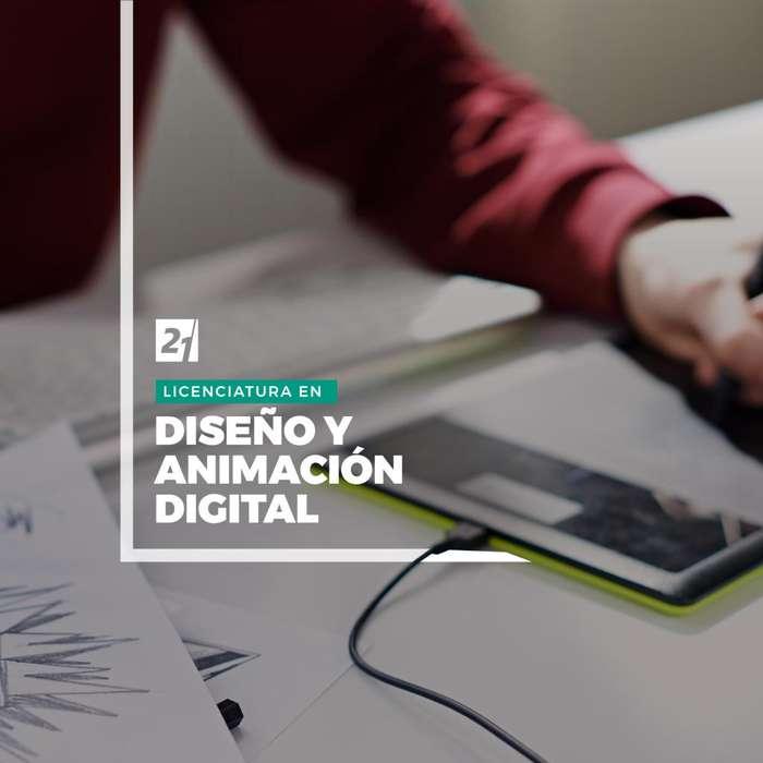 Licenciatura en Diseño y Animación Digital - Universidad Siglo 21, Gualeguaychú