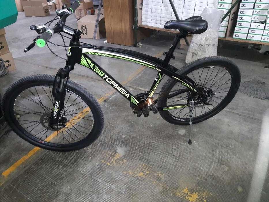Bicicleta Topmega Envoy Nueva Rodado 26