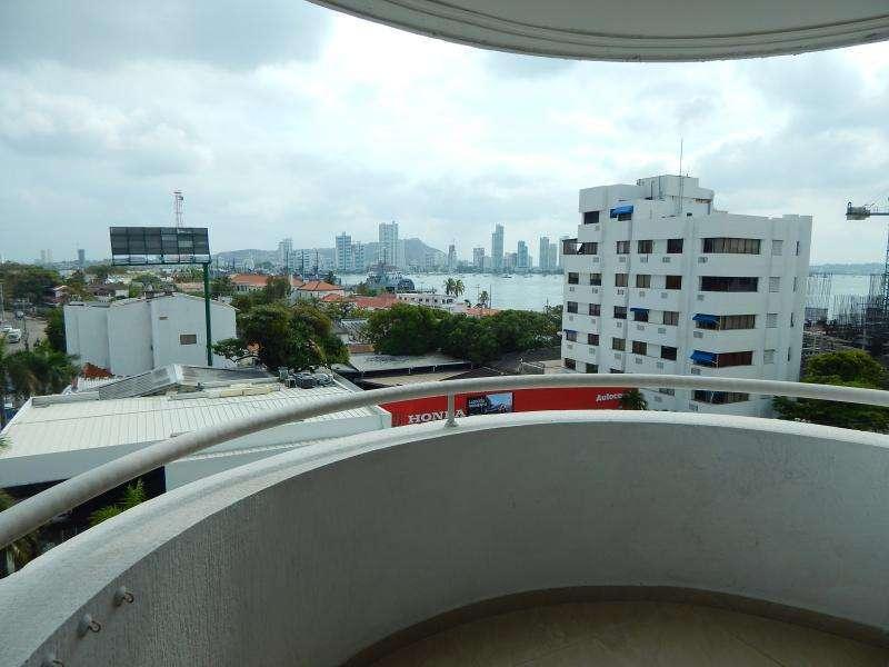 Cod. ABARE76217 Apartamento En Arriendo En Cartagena Bocagrande