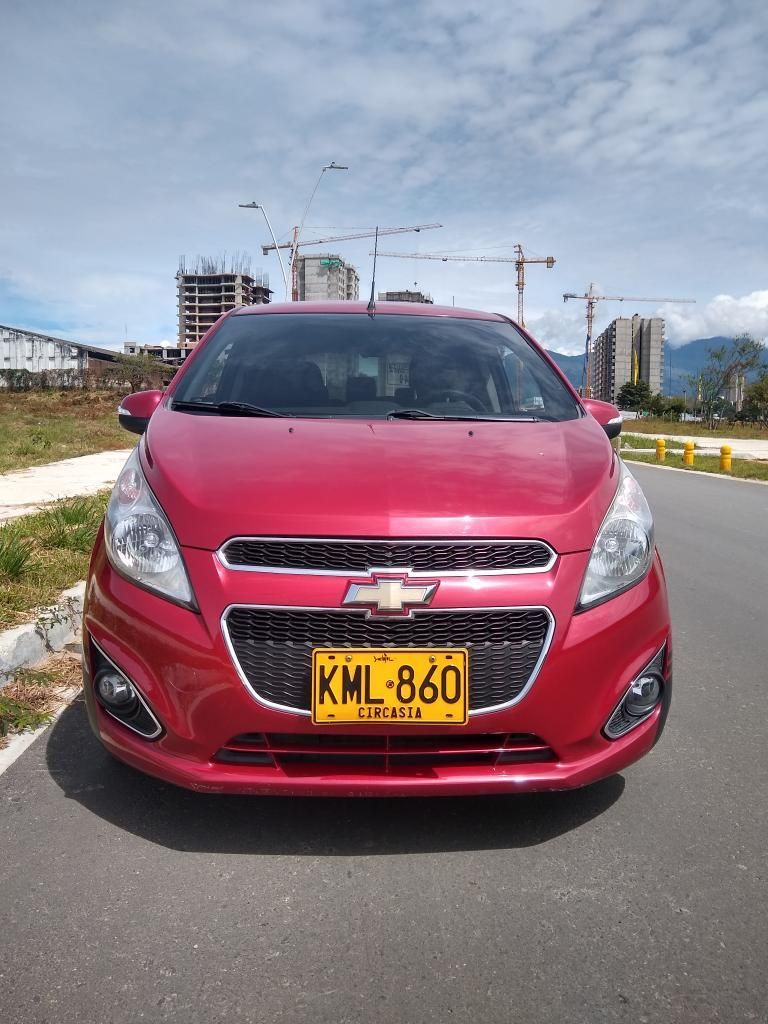 Chevrolet Spark Gt 2014 Full Equipo