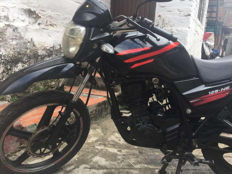 AKT NE 125cc 2012 Excelente estado