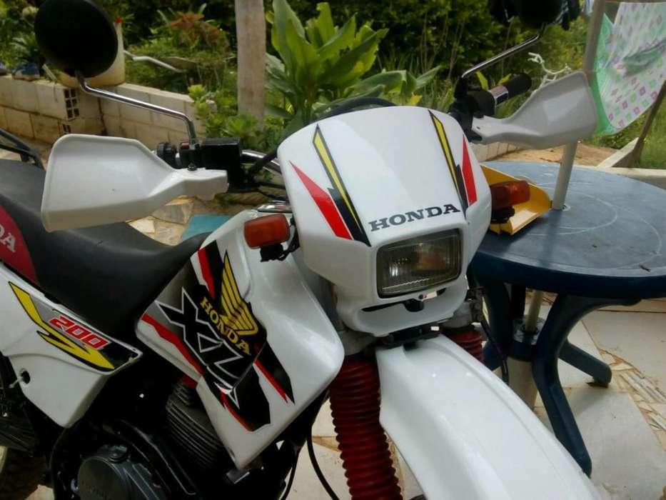 Xl Honda 200