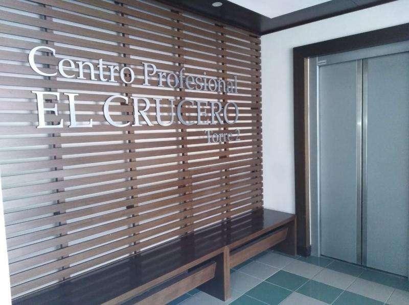 Oficina En Arriendo En Medellin Aguacatala Cod. ABMER204602