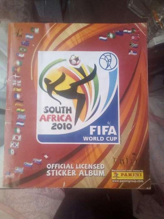 Album Sudáfrica 2010