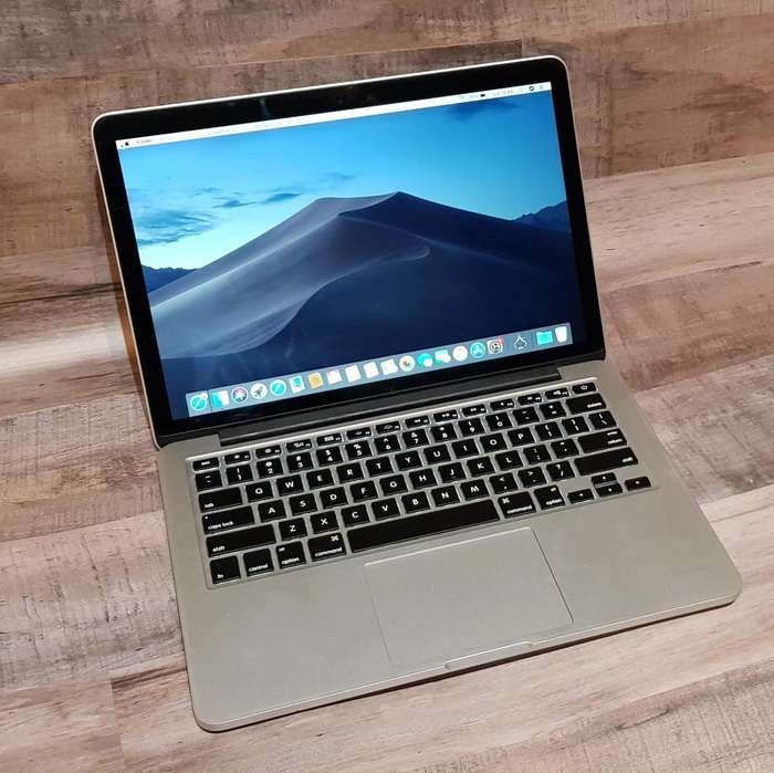 Macbook Pro Retina Mid 2014 I5 16gb Ddr3 13 120dd Mojave
