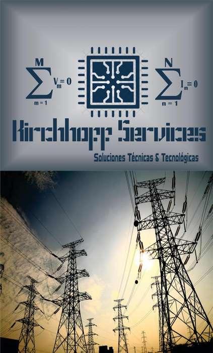 Instalaciones electricas industriales comerciales y domiciliarias - kirchhoff services