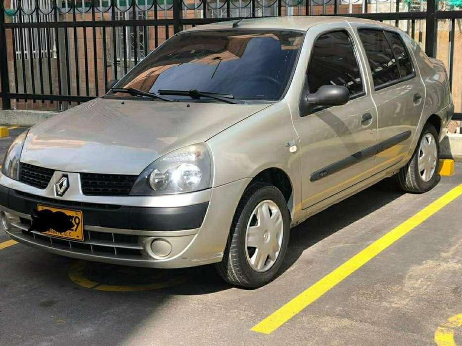Renault Symbol 2008 - 83500 km