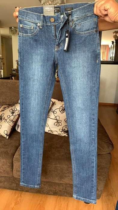 Vendo Pantalón Quiksilver Slim tall 28