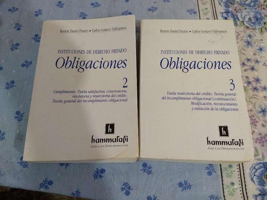 Manual de Obligaciones Derecho Privado 2
