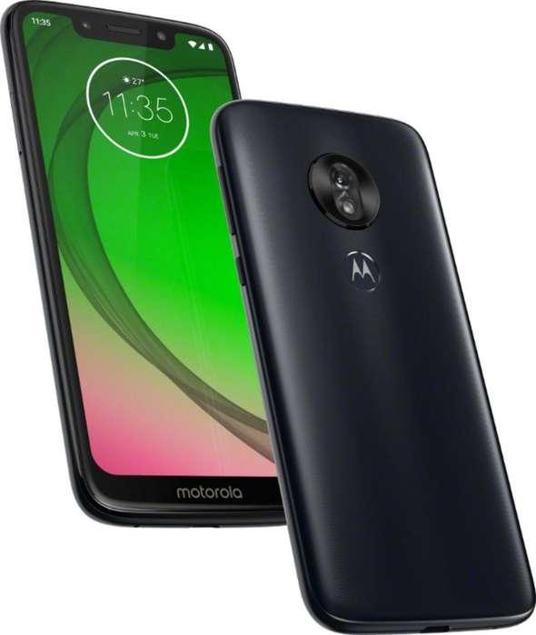 Motorola Moto G7 Play 5,7 2gb 32gb 13mp Huella/facial *LOCAL NVA CBA*