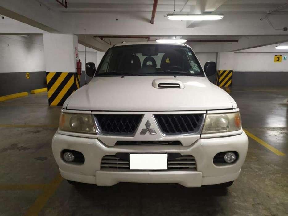 Mitsubishi Montero 2007 - 209677 km