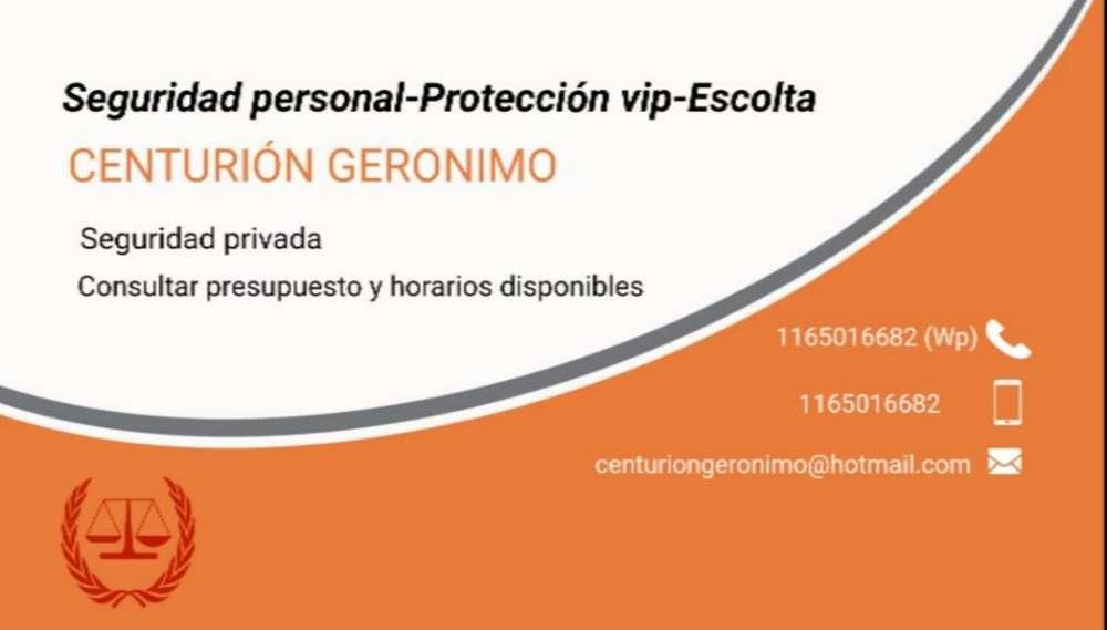 Seguridad Privada- Guardaespaldas