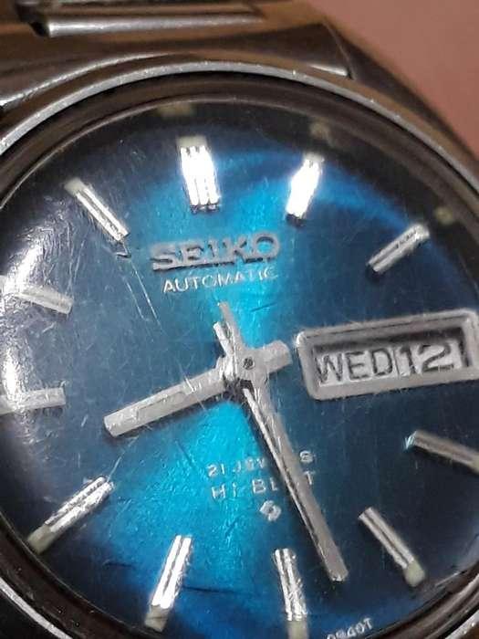 Reloj Dama Seiko Automático