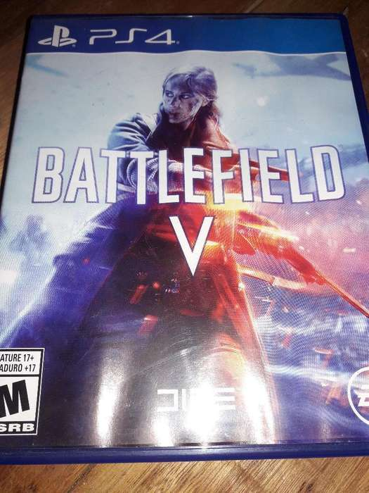 Battlefield V Cambio