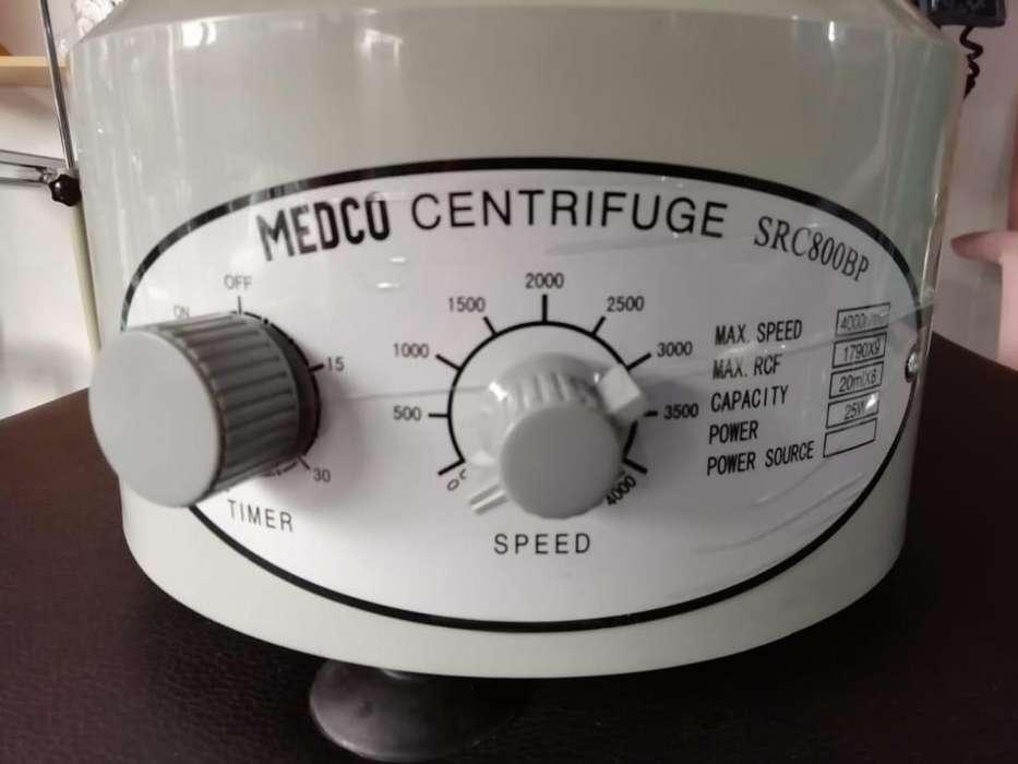 centrifuga 6 tubos Medco