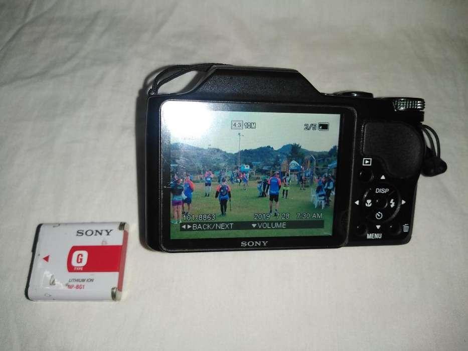 Camara Sony Dsc-h20