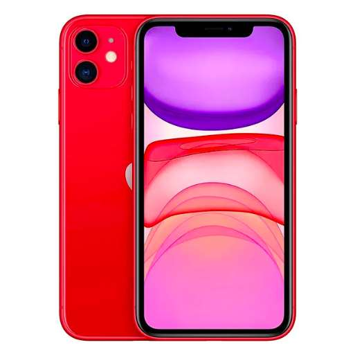 iPhone 11 64GB - color Rojo DESBLOQUEADO NUEVO