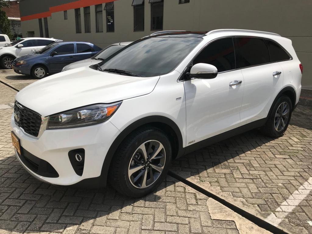 KIA SORENTO 2019 TRUST ZENITH V6, gasolina, 3.300cc, automatica, 4x4, full, cuero, techo cristal