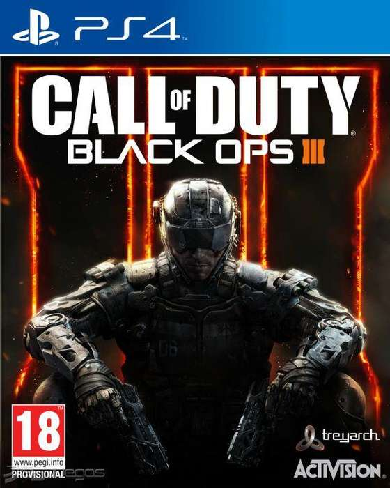 Vendo black ops 3 para ps4