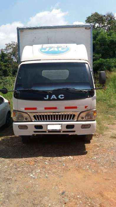 camion JAC 1063 turbo 5,5 ton