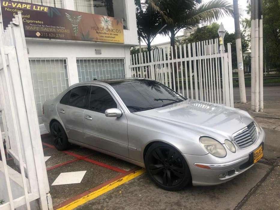 <strong>mercedes</strong>-Benz Clase E 2003 - 113000 km