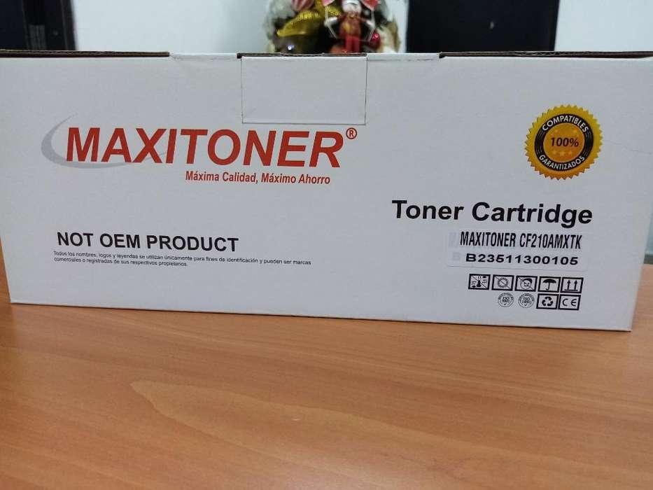 Tóner Maxitoner Cf210