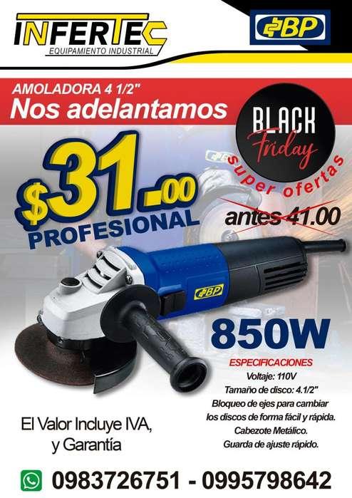 HIDROLAVADORA INDUSTRIAL 1800W 2200PSI 110-120V