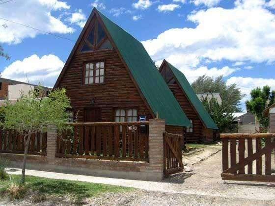 wh02 - Bungalow para 2 a 6 personas en Puerto Madryn