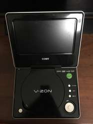 Reproductor de Dvd Portatil V Zon