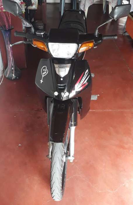Vendo Moto Crypton