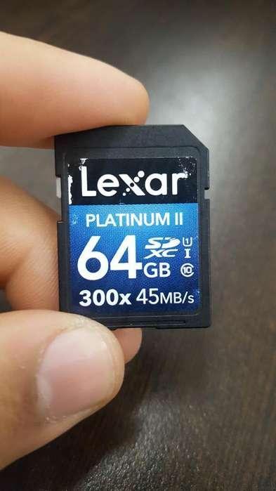 Memoria Sd 64 Gb