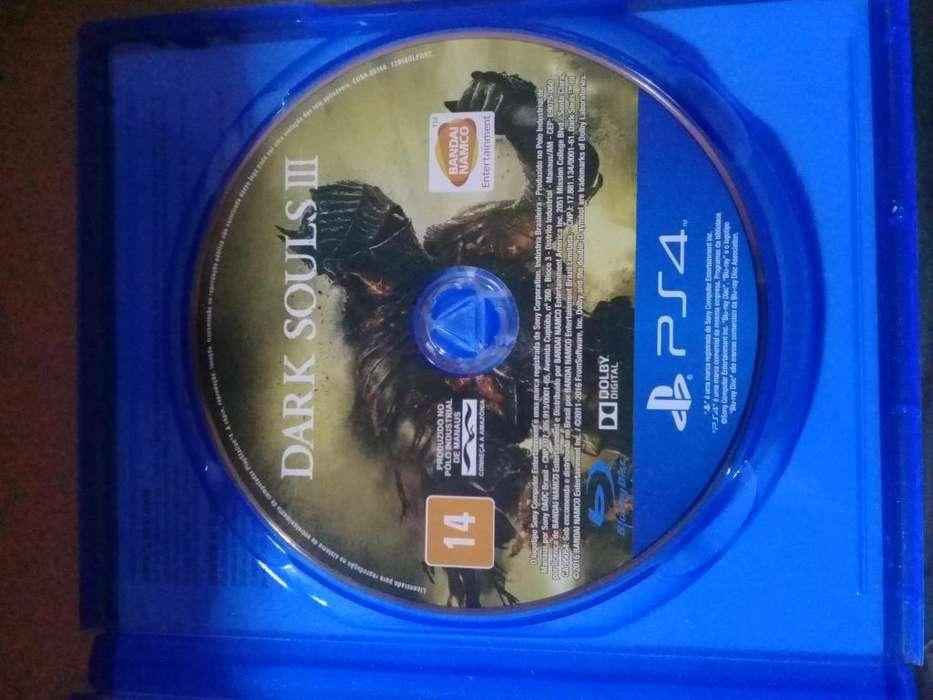 Dark Souls 3 para Ps4 Formato Fisico